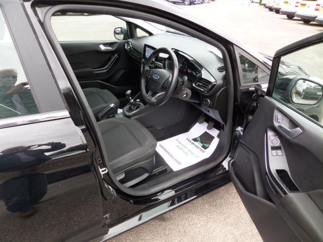 2018 Ford Fiesta 1.5 Tdci Zetec 5Dr (FD18WNU) Image 11