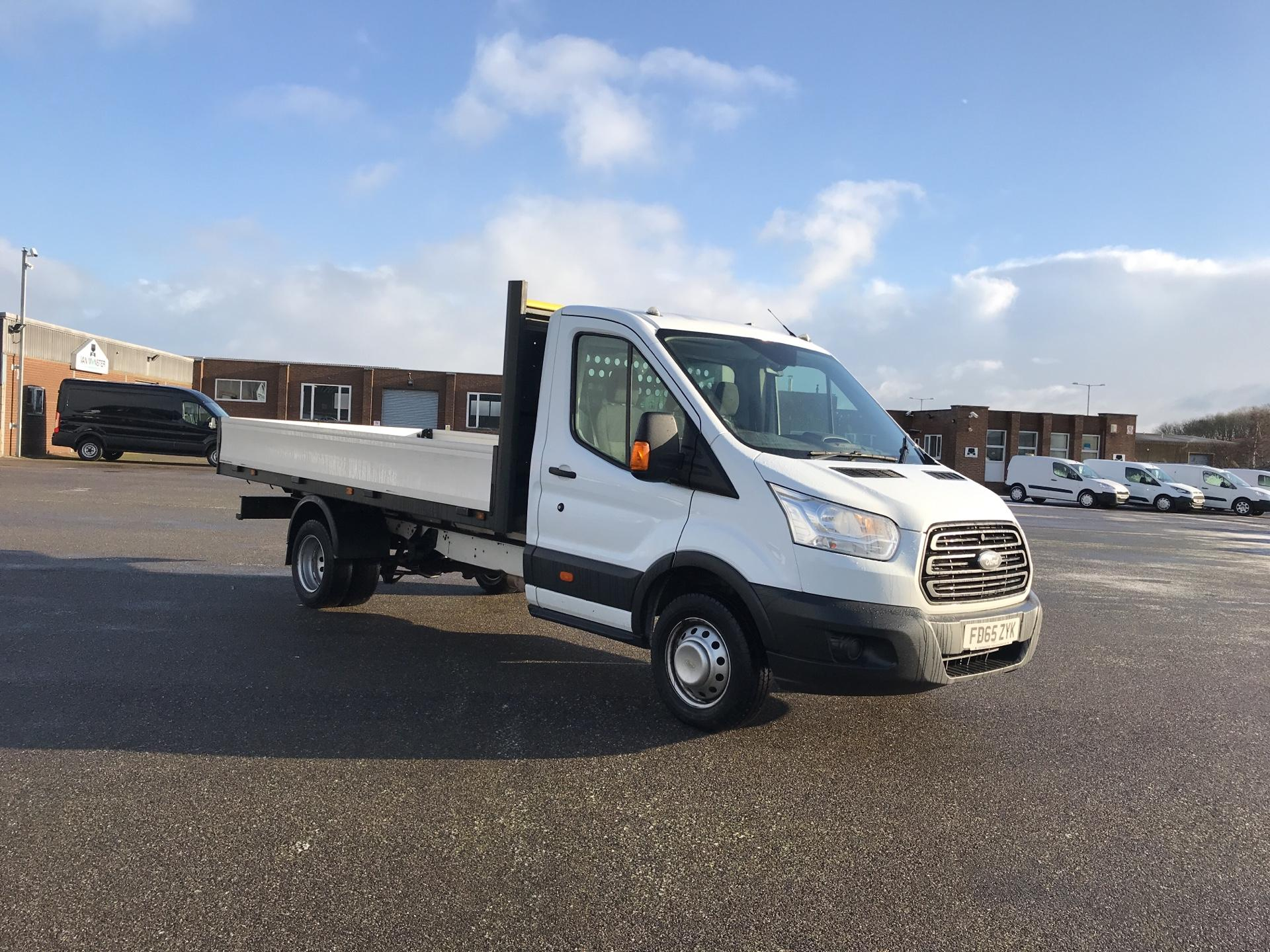 2016 Ford Transit 350 L4 DROP SIDE 125PS EURO 5 (FD65ZYK)
