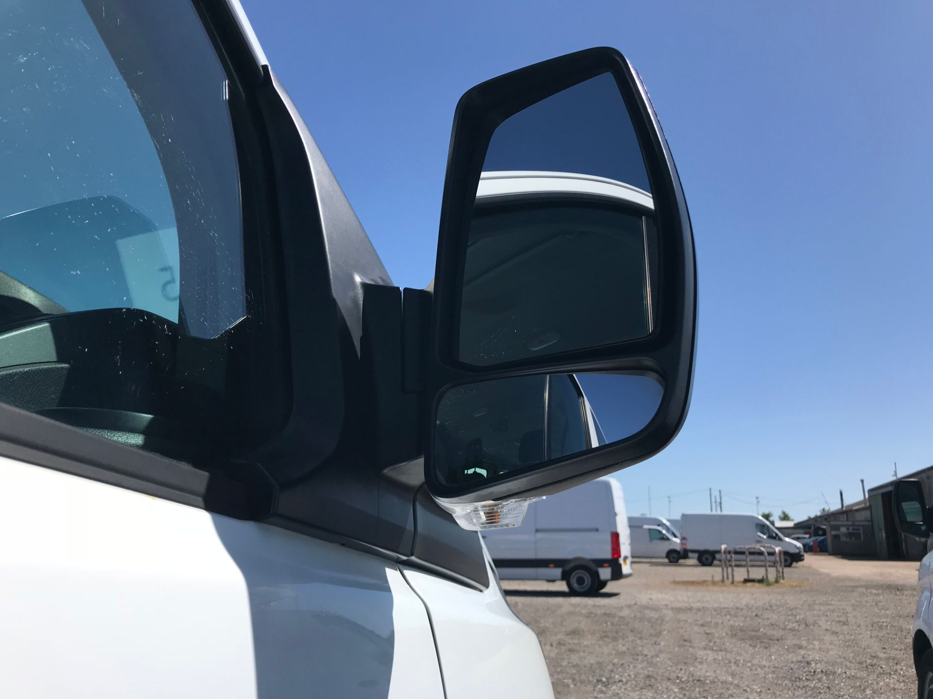 2016 Ford Transit Custom 2.0 Tdci 105Ps Low Roof Kombi Van Euro 6 (FD66BSX) Image 44