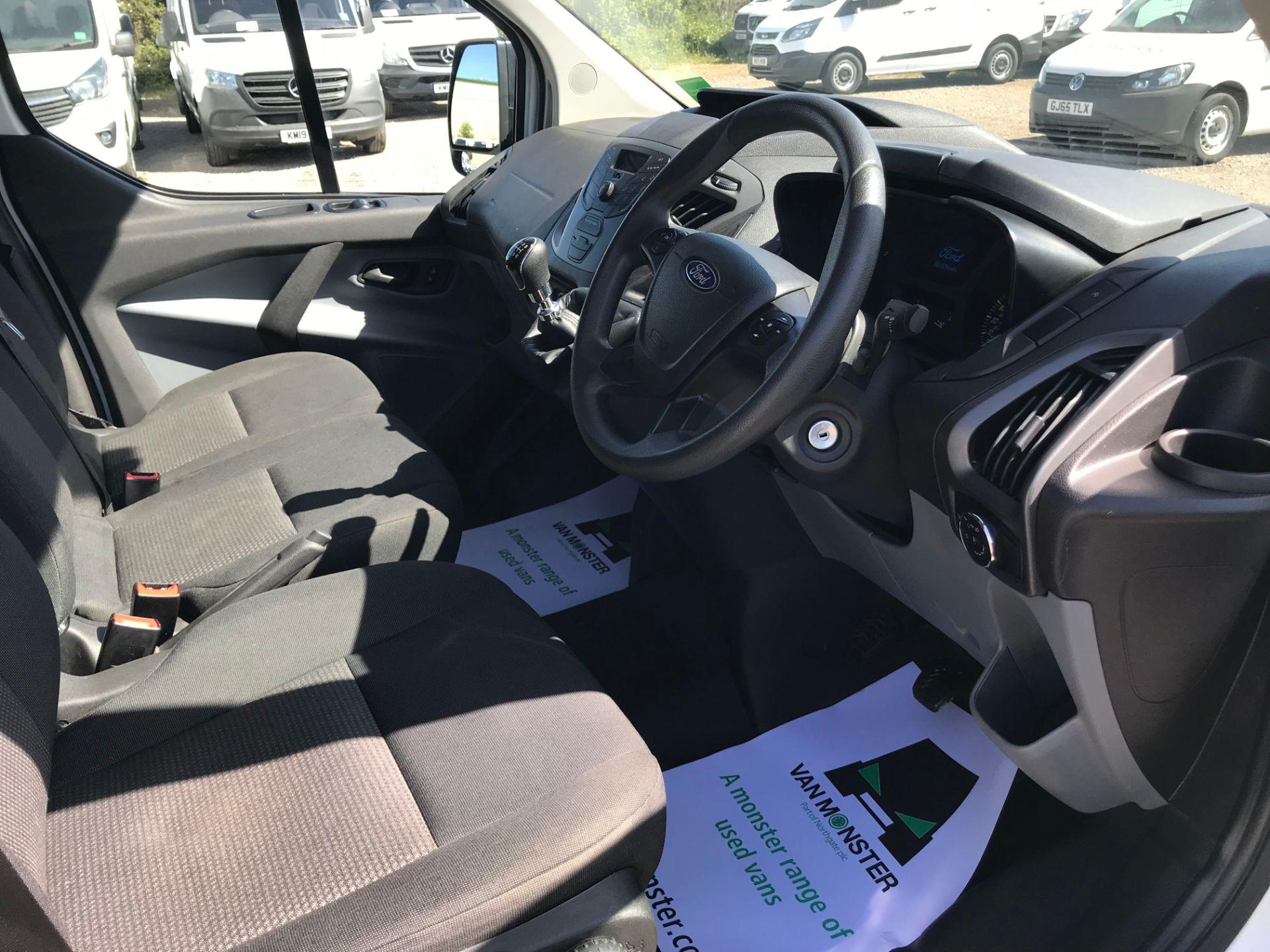 2016 Ford Transit Custom 2.0 Tdci 105Ps Low Roof Kombi Van Euro 6 (FD66BSX) Image 11