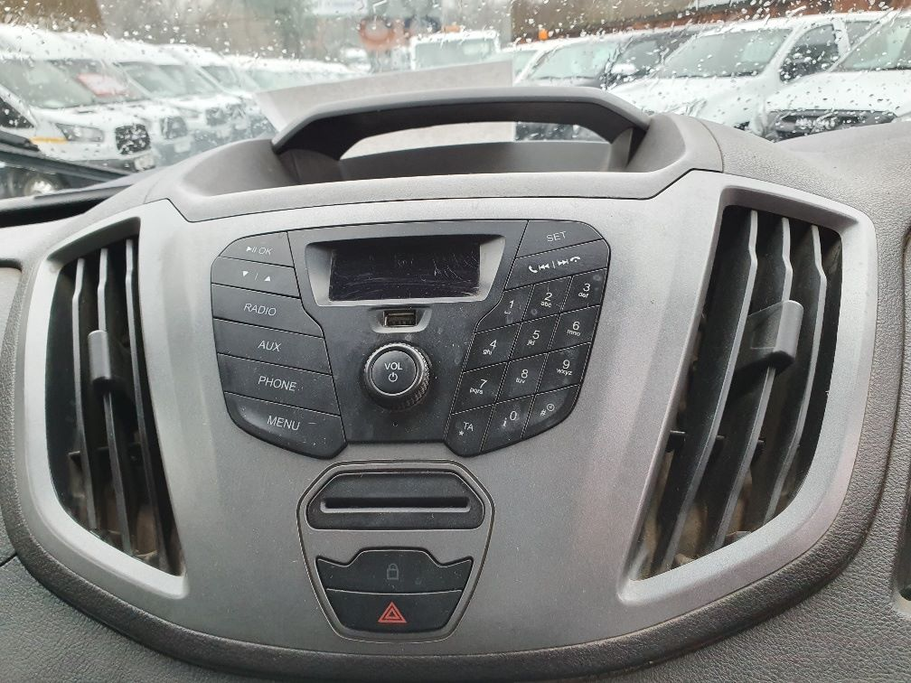 2016 Ford Transit 350 L3 DOUBLE CAB TIPPER 125PS EURO 5 (FD66BUA) Image 6
