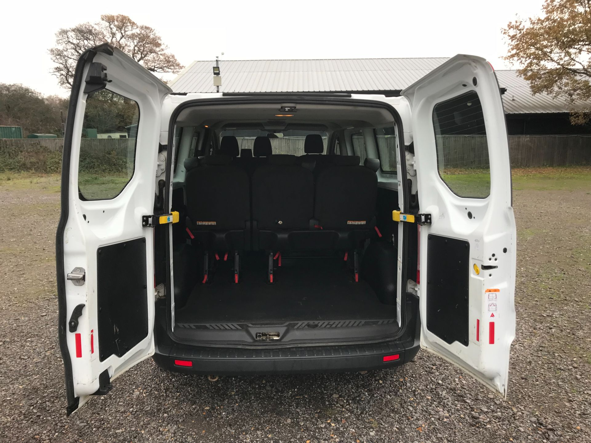 2016 Ford Transit Custom 2.0 Tdci 130Ps Low Roof Kombi Van Euro 6 (FD66BVU) Image 10