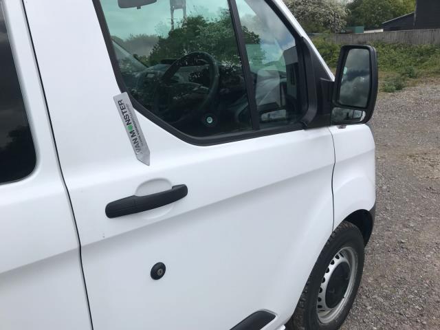 2016 Ford Transit Custom  310  L2  LOW ROOF  KOMBI 130PS EURO 6 (FD66BWJ) Image 40