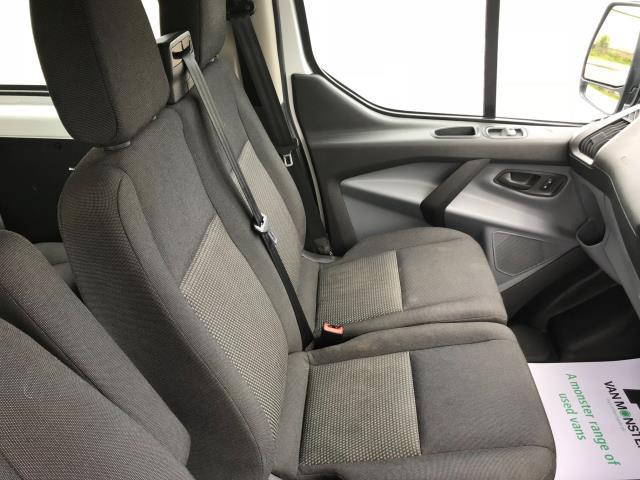 2016 Ford Transit Custom  310  L2  LOW ROOF  KOMBI 130PS EURO 6 (FD66BWJ) Image 26