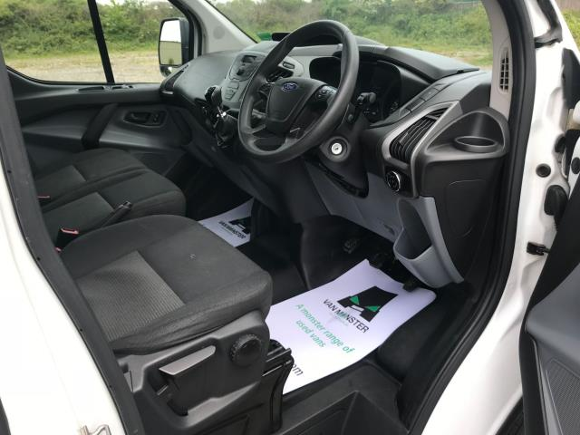 2016 Ford Transit Custom  310  L2  LOW ROOF  KOMBI 130PS EURO 6 (FD66BWJ) Image 25