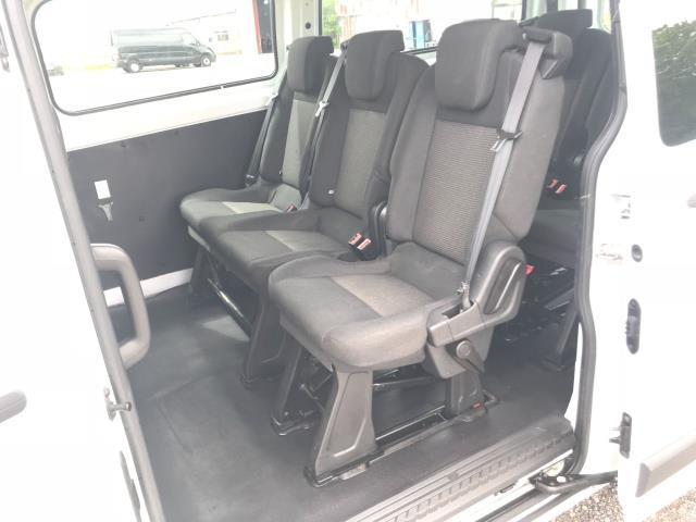 2016 Ford Transit Custom  310  L2  LOW ROOF  KOMBI 130PS EURO 6 (FD66BWJ) Image 11