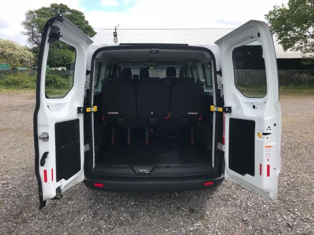 2016 Ford Transit Custom  310  L2  LOW ROOF  KOMBI 130PS EURO 6 (FD66BWJ) Image 10