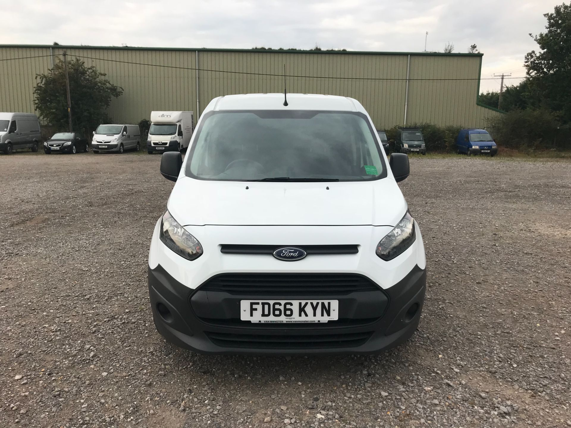 2016 Ford Transit Connect 1.5 Tdci 75Ps Van (FD66KYN) Thumbnail 2