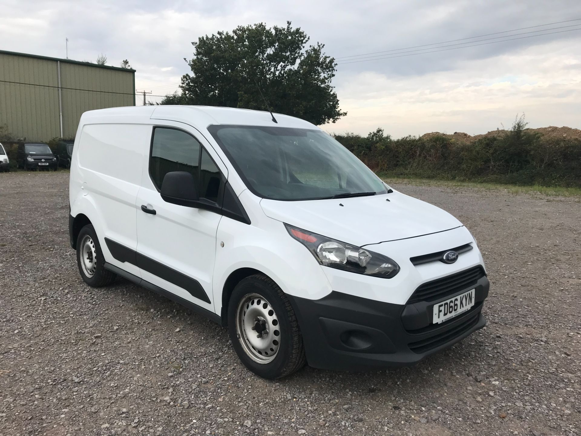 2016 Ford Transit Connect 1.5 Tdci 75Ps Van (FD66KYN) Image 1