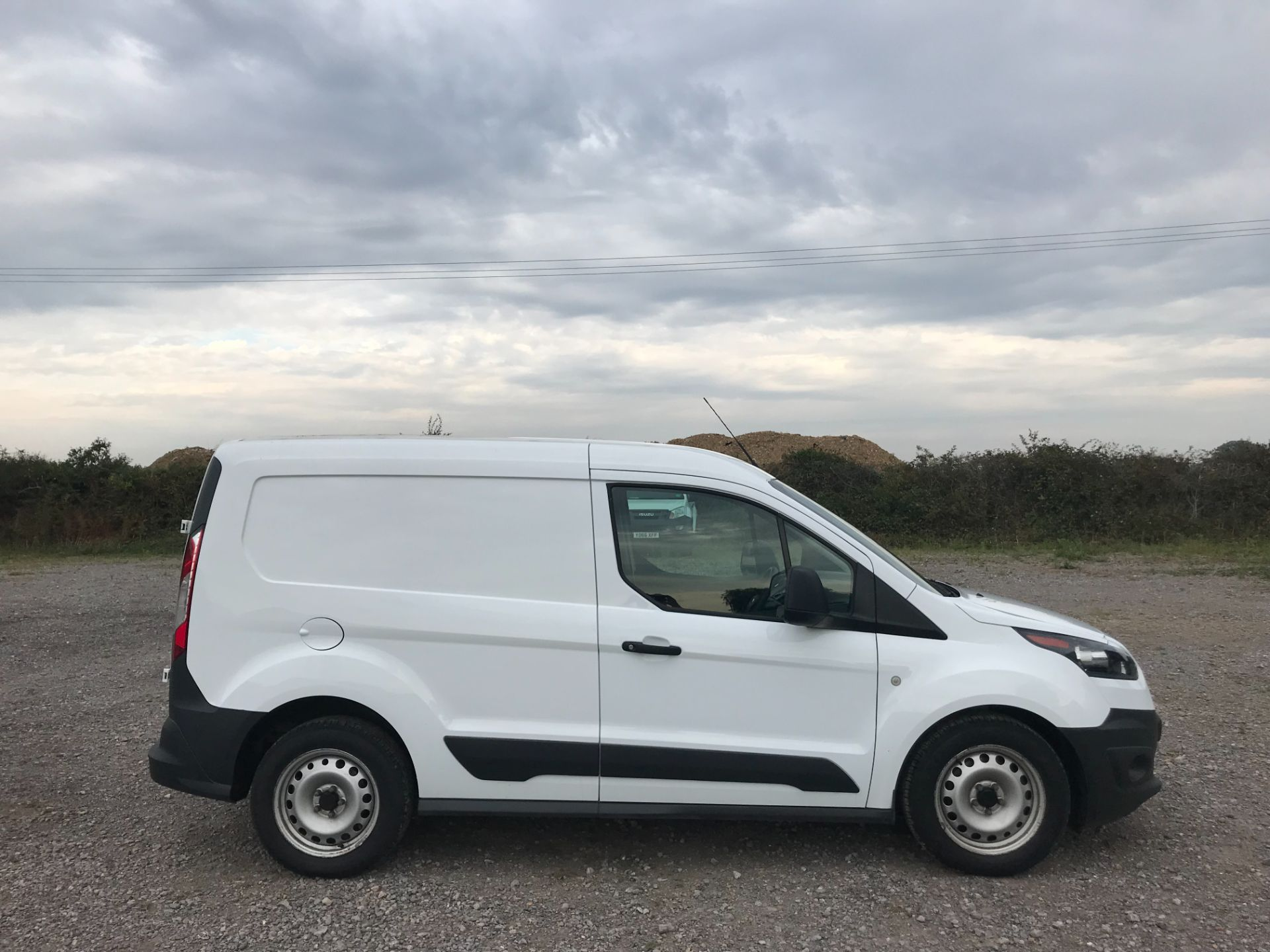 2016 Ford Transit Connect 1.5 Tdci 75Ps Van (FD66KYN) Thumbnail 7