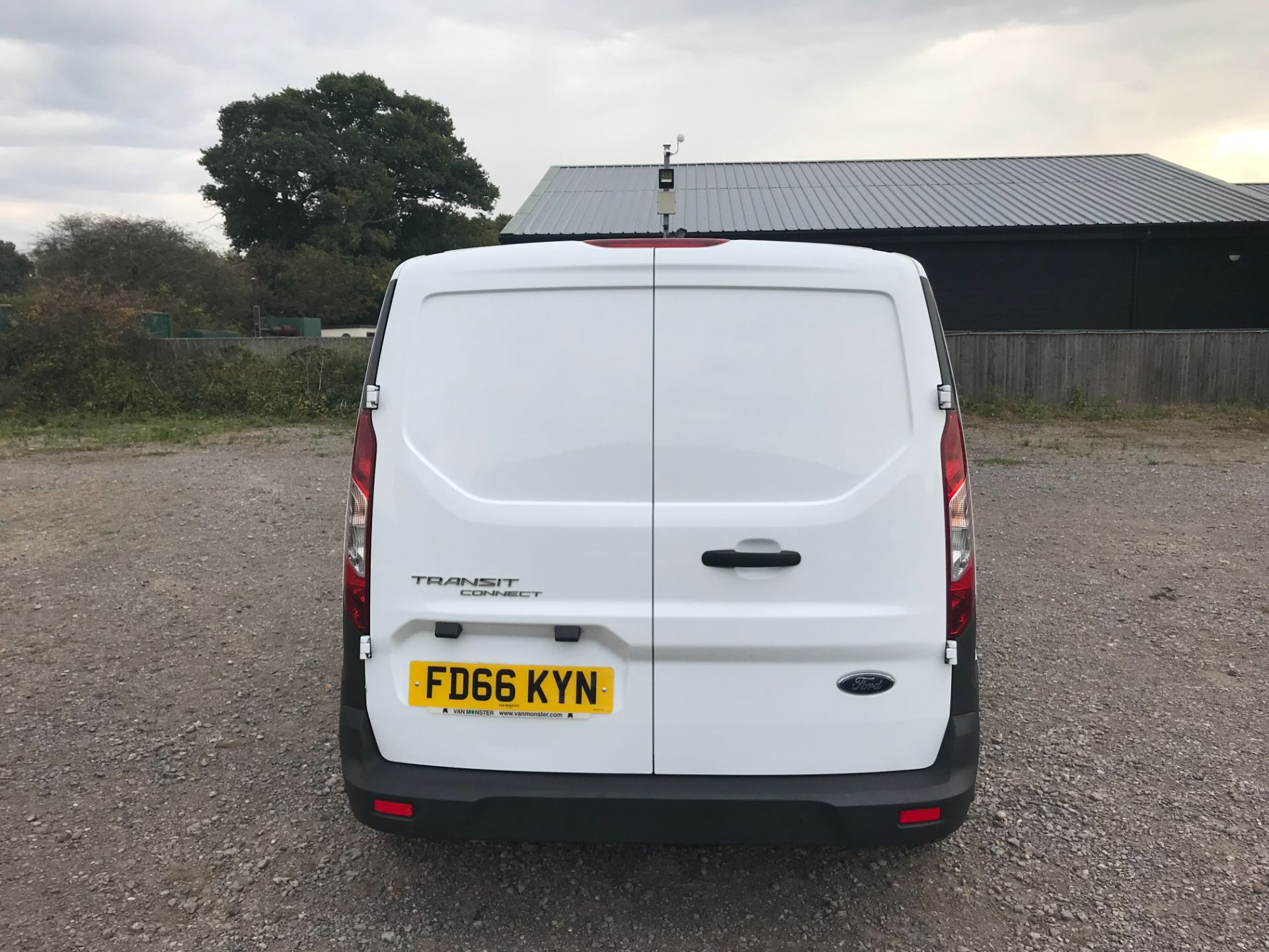 2016 Ford Transit Connect 1.5 Tdci 75Ps Van (FD66KYN) Thumbnail 5