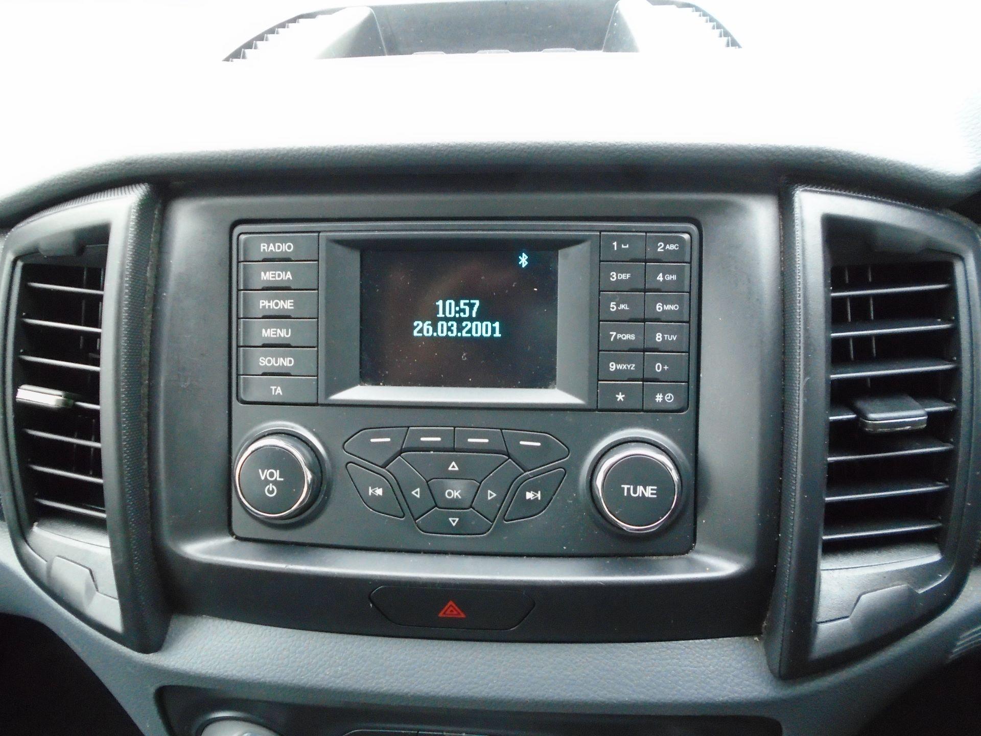 2016 Ford Ranger Pick Up Double Cab Xl 2.2 Tdci( EURO6) (FD66KYV) Image 17
