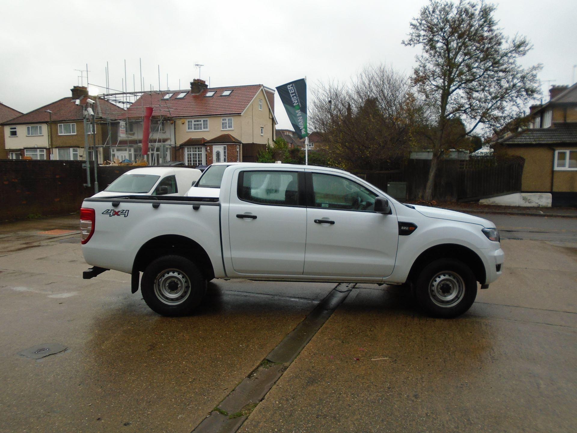 2016 Ford Ranger Pick Up Double Cab Xl 2.2 Tdci( EURO6) (FD66KYV) Image 6