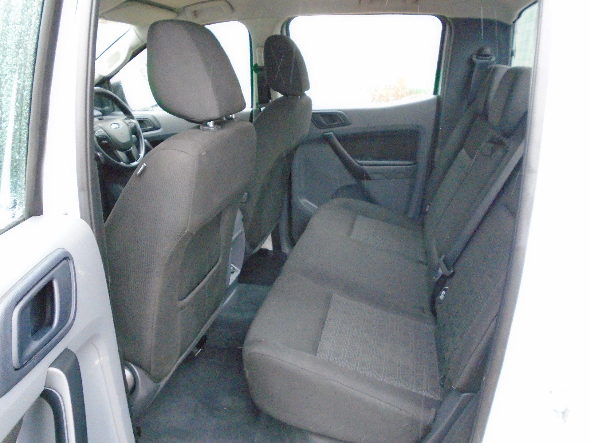 2016 Ford Ranger Pick Up Double Cab Xl 2.2 Tdci( EURO6) (FD66KYV) Image 23