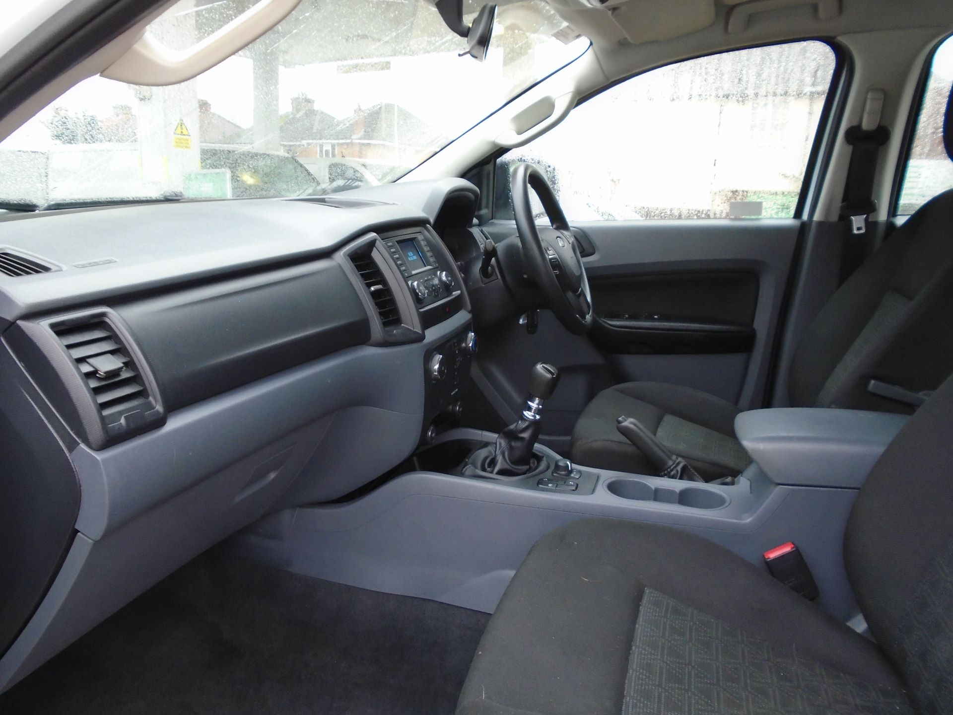2016 Ford Ranger Pick Up Double Cab Xl 2.2 Tdci( EURO6) (FD66KYV) Image 21