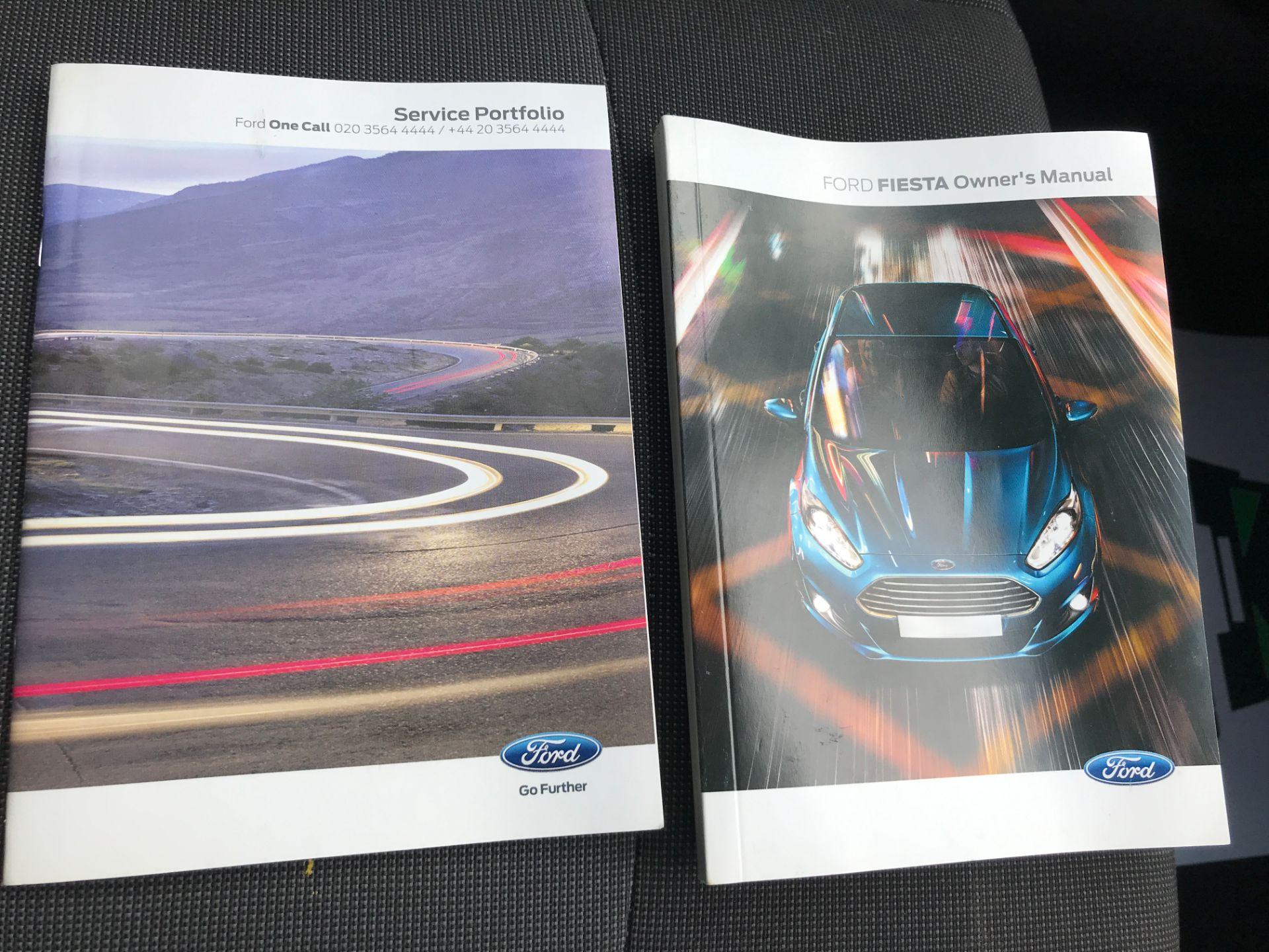 2016 Ford Fiesta 1.5TDCI 75PS EURO 6, AIR CON (FD66LBA) Image 18