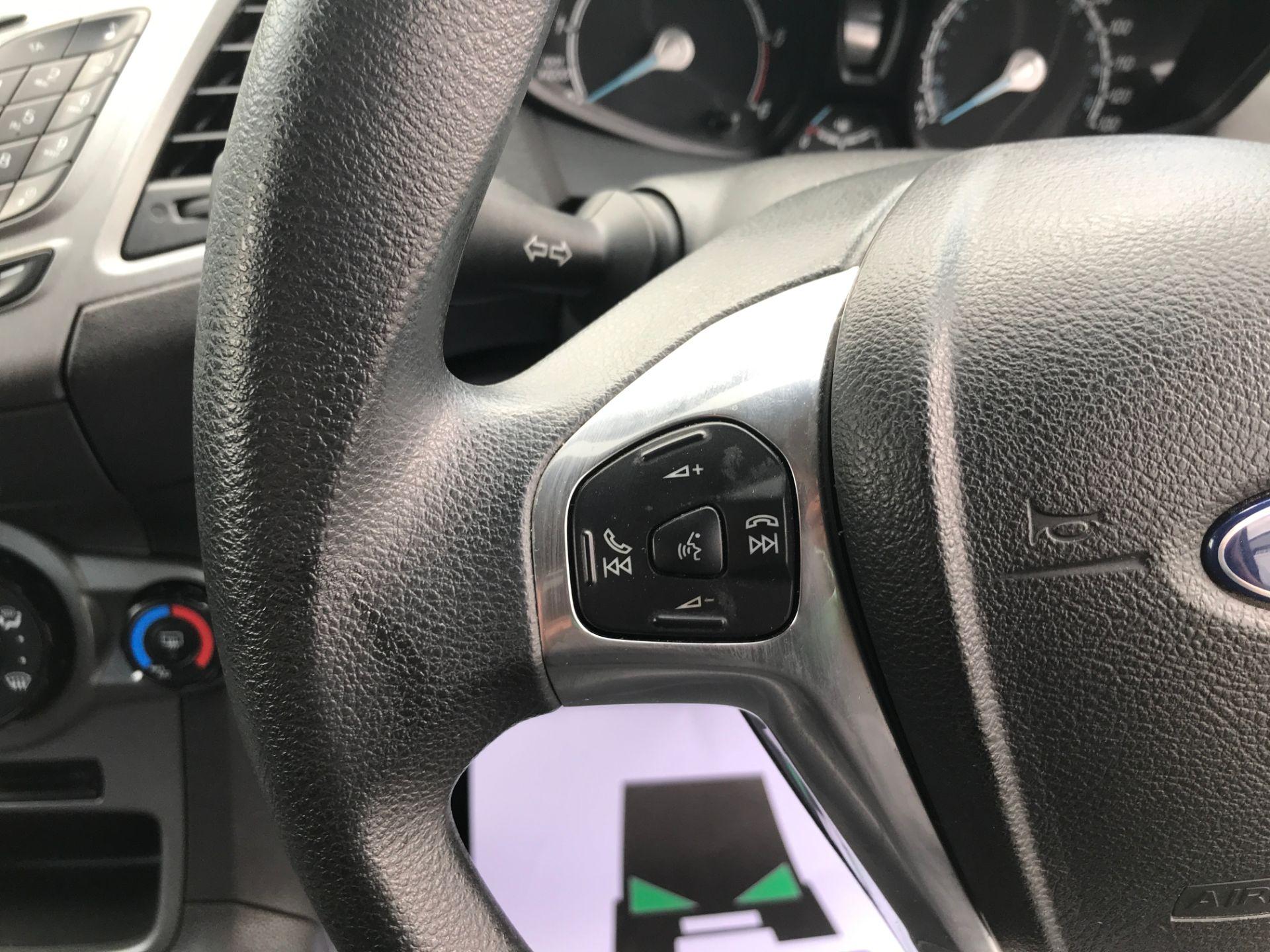 2016 Ford Fiesta 1.5TDCI 75PS EURO 6, AIR CON (FD66LBA) Image 17