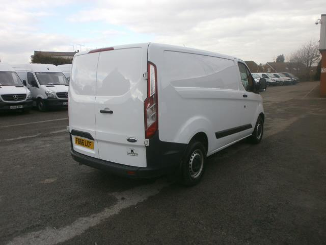 2016 Ford Transit Custom L1 SWB 2.0 Tdci 105Ps Low Roof Van EURO 6 (FD66LCF) Image 7