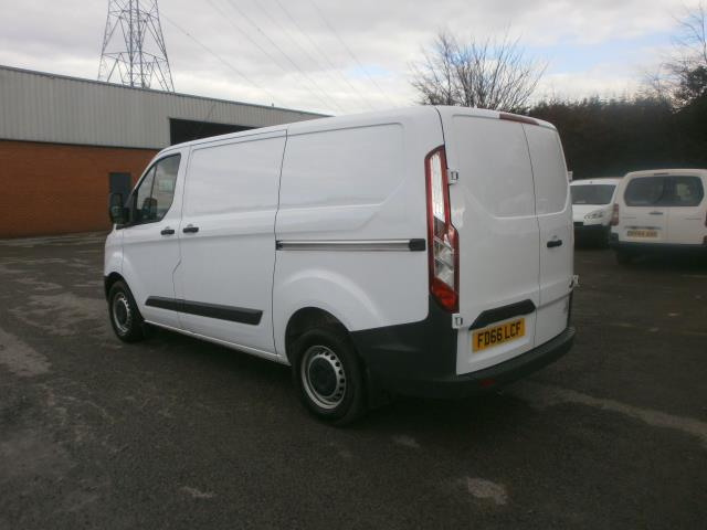2016 Ford Transit Custom L1 SWB 2.0 Tdci 105Ps Low Roof Van EURO 6 (FD66LCF) Image 5