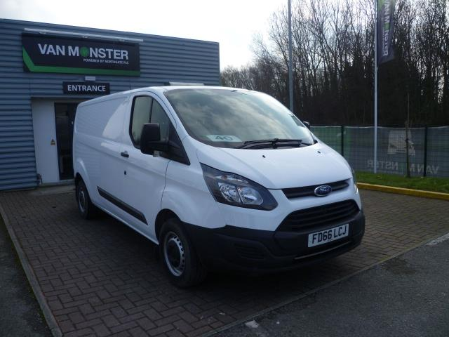 2016 Ford Transit Custom  290 L2 DIESEL FWD 2.0 TDCI 105PS LOW ROOF VAN EURO 6 (FD66LCJ)