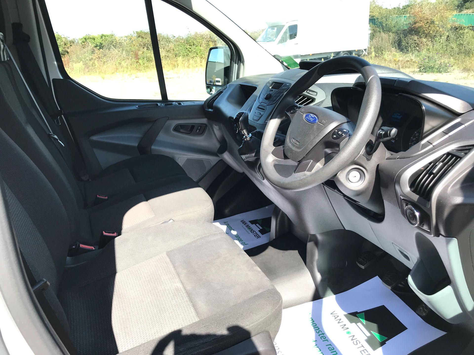 2016 Ford Transit Custom  290 L1 DIESEL FWD 2.0 TDCI 105PS LOW ROOF VAN EURO 6 (FD66LCM) Image 22