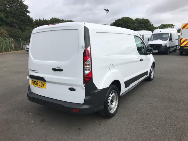 2016 Ford Transit Connect 210 1.5 TDCI L2 100PS VAN EURO 6 (FD66LDK) Image 9
