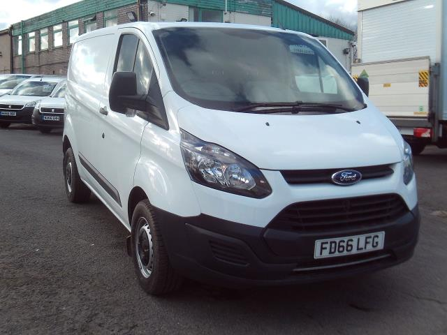 2016 Ford Transit Custom 290 L1 H1 105ps (FD66LFG)