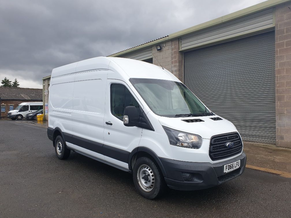 2016 Ford Transit L3 H3 VAN 130PS EURO 6 *SPEED LIMITER SET AT 70MPH* (FD66LFU)