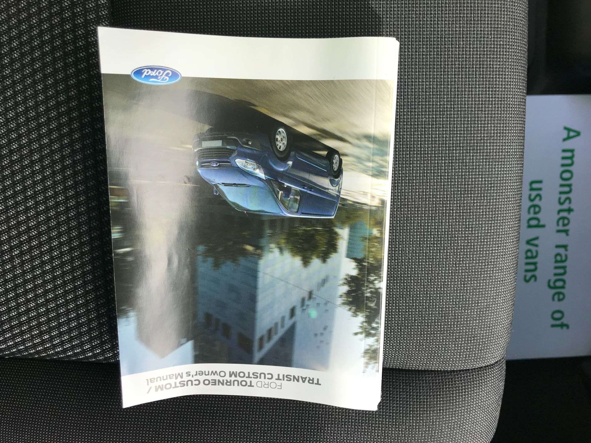 2016 Ford Transit Custom  290 L2 DIESEL FWD 2.0 TDCI 105PS LOW ROOF VAN EURO 6 (FD66LFY) Image 46
