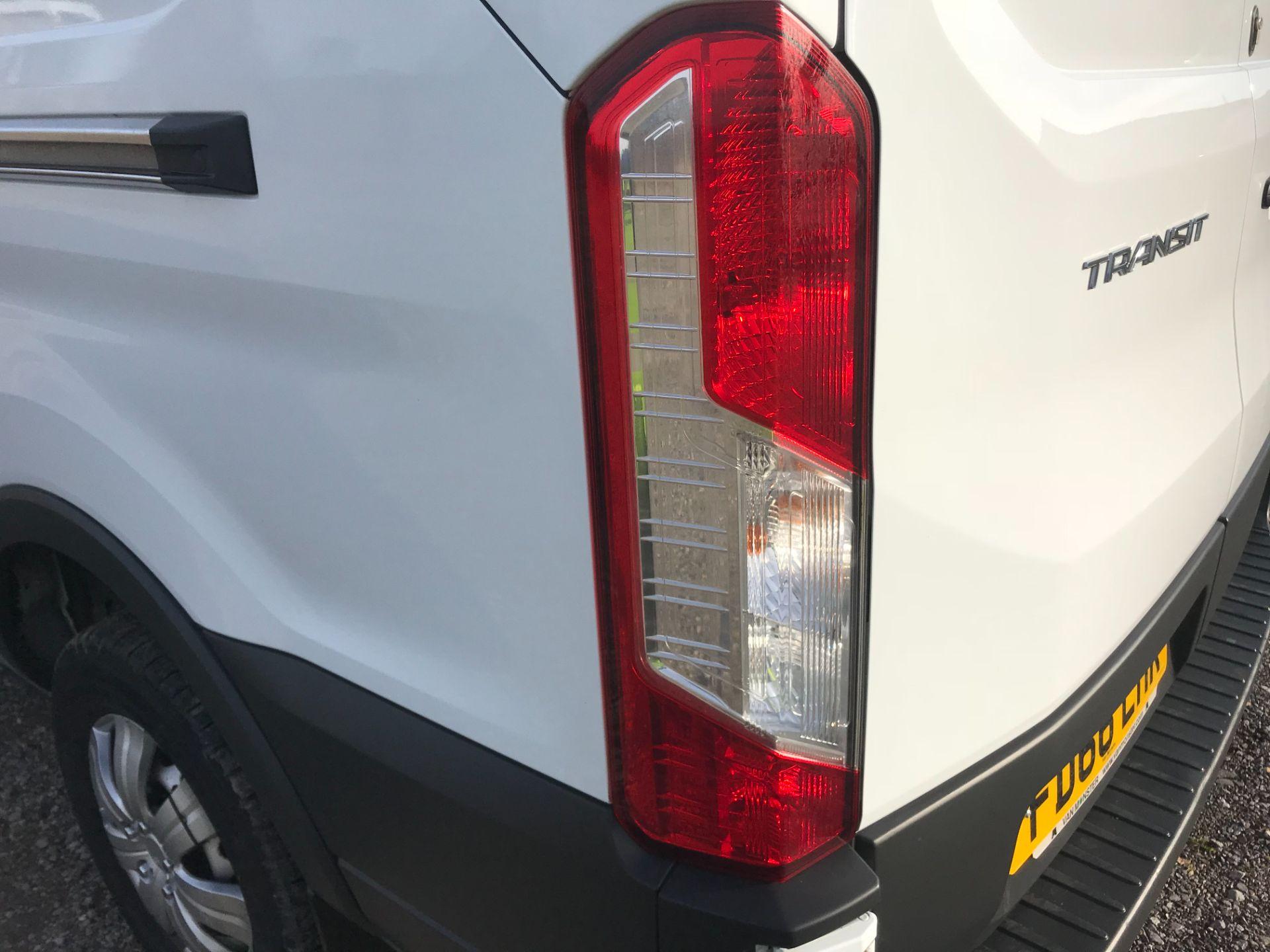 2016 Ford Transit 350  L3 H3 VAN 130PS EURO 6 (FD66LHK) Image 35