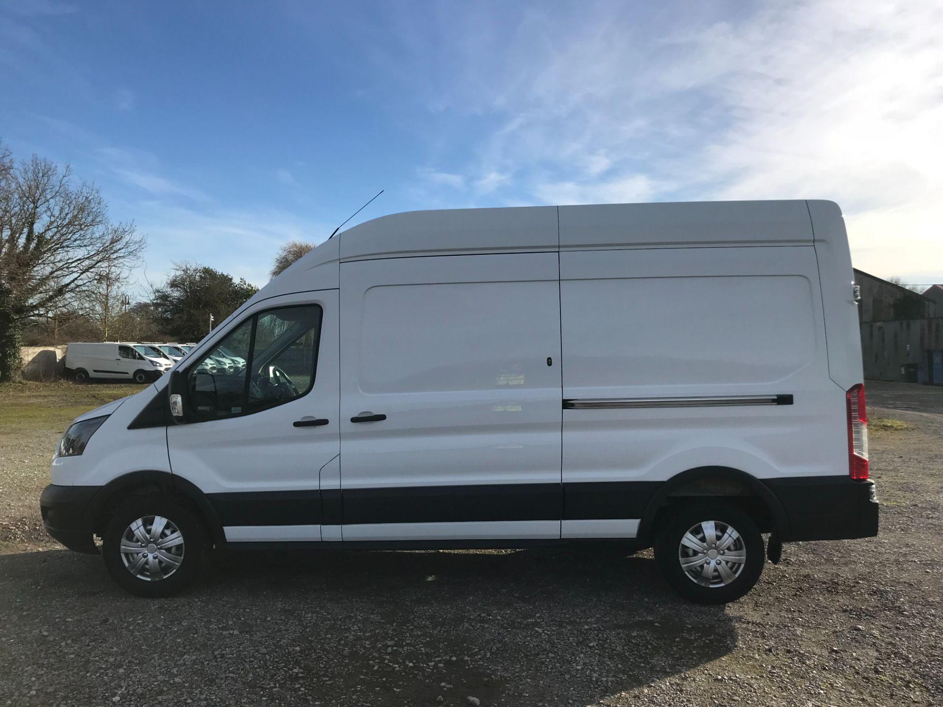 2016 Ford Transit 350  L3 H3 VAN 130PS EURO 6 (FD66LHK) Image 8