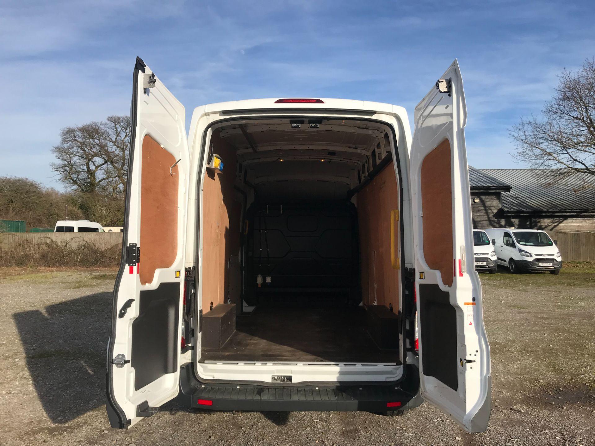 2016 Ford Transit 350  L3 H3 VAN 130PS EURO 6 (FD66LHK) Image 10