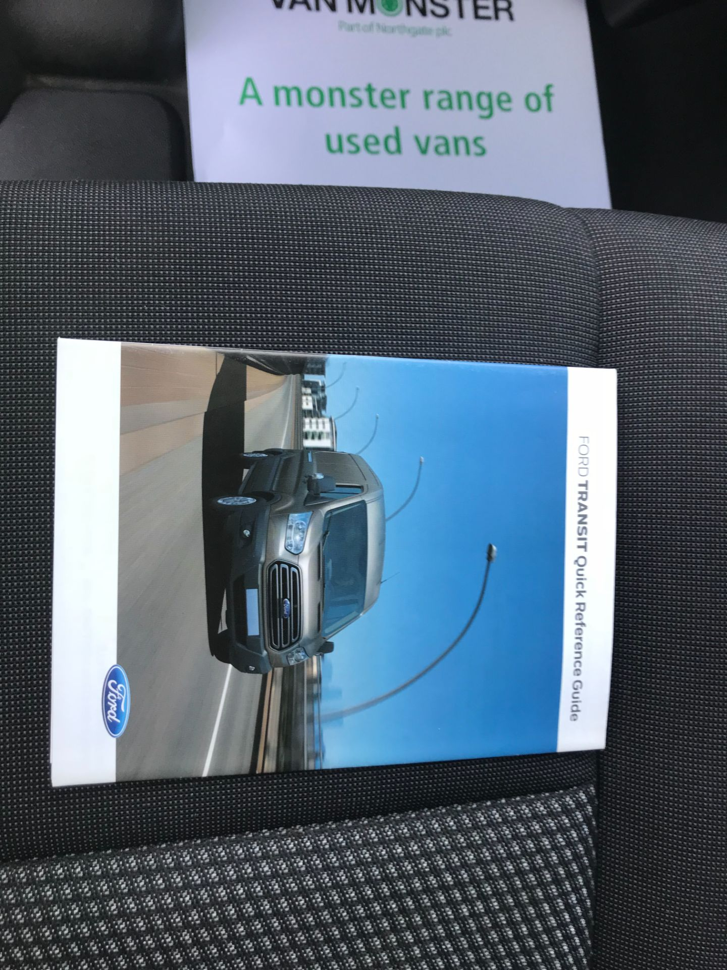 2016 Ford Transit 350  L3 H3 VAN 130PS EURO 6 (FD66LHK) Image 39