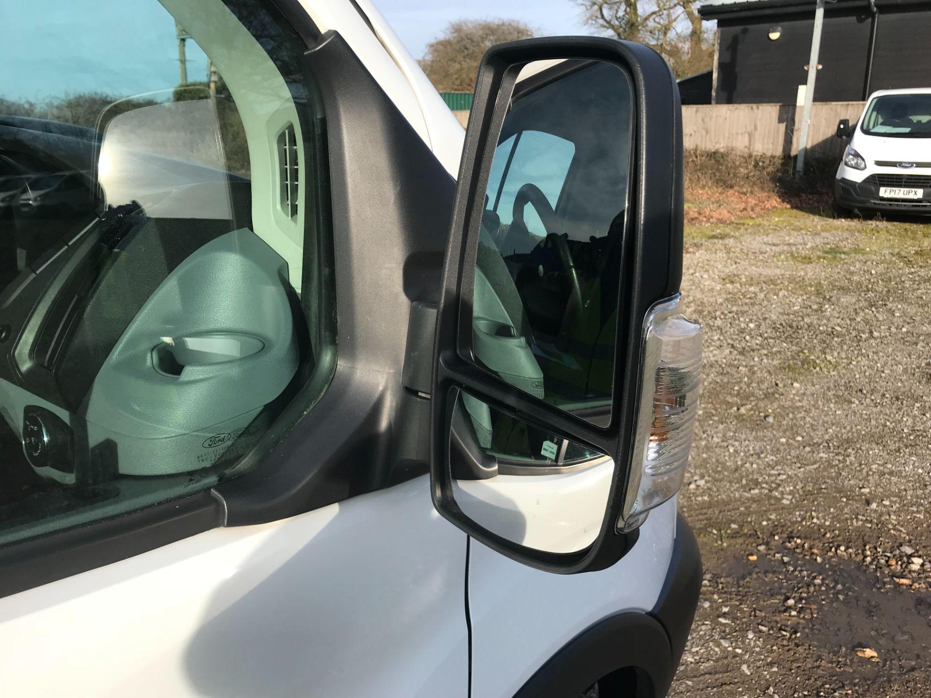 2016 Ford Transit 350  L3 H3 VAN 130PS EURO 6 (FD66LHK) Image 28