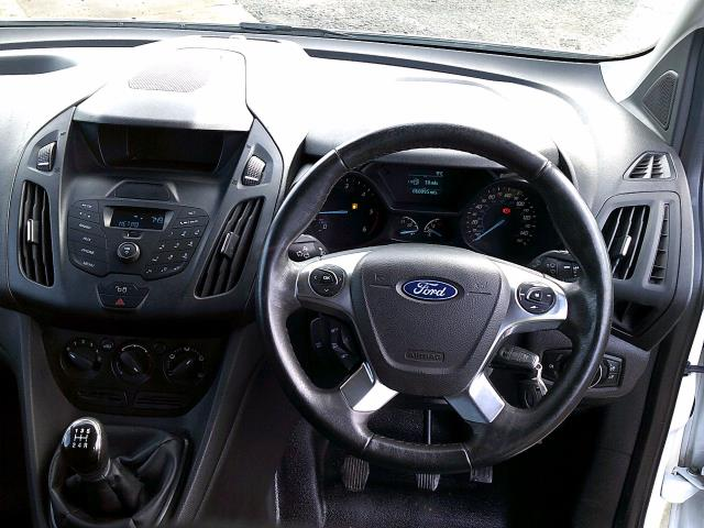 2016 Ford Transit Connect 220 L1 1.5 TDCI 75PS D/CAB VAN EURO 6 (FD66LKN) Image 24