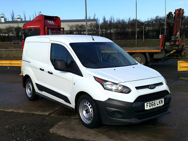 2016 Ford Transit Connect 220 L1 1.5 TDCI 75PS D/CAB VAN EURO 6 (FD66LKN)