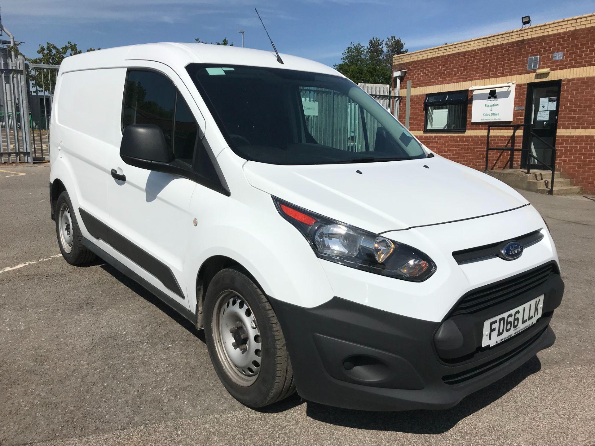 2016 Ford Transit Connect 1.5 Tdci 75Ps Van (FD66LLK)
