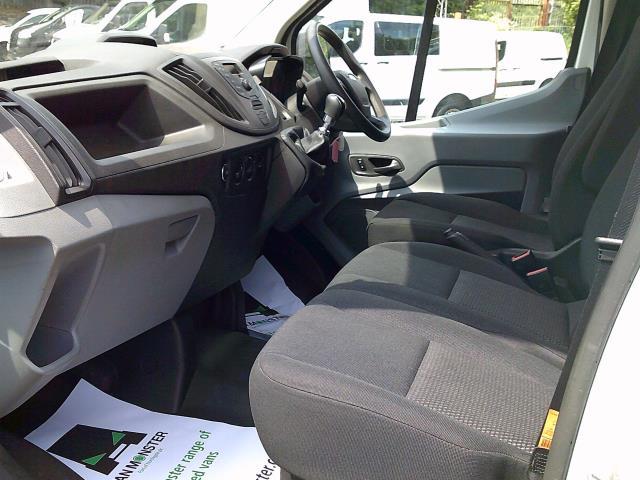 2016 Ford Transit 350 L3 DIESEL RWD 2.0 TDCI 130PS H3 VAN EURO 6 (FD66LNT) Image 13
