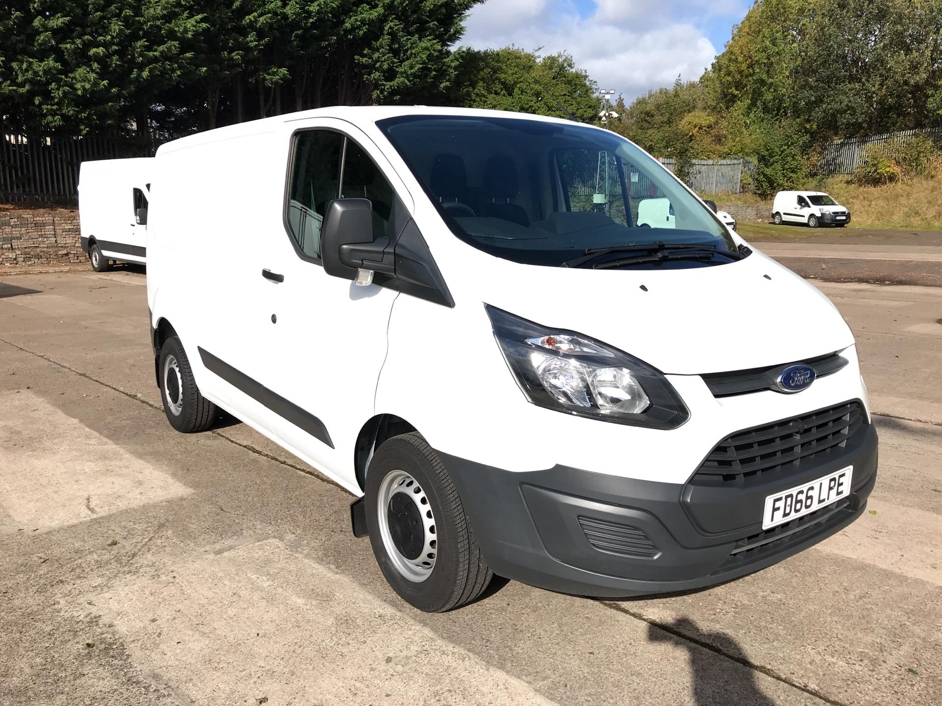 2016 Ford Transit Custom 290 L1 DIESEL FWD 2.0 TDCI 105PS LOW ROOF VAN EURO 6 (FD66LPE)