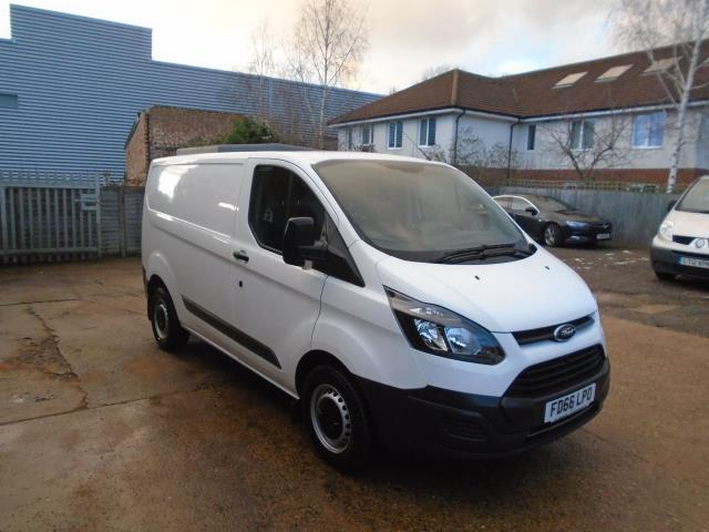 2016 Ford Transit Custom  290 L1 DIESEL FWD 2.0 TDCI 105PS LOW ROOF VAN EURO 6 (FD66LPO)