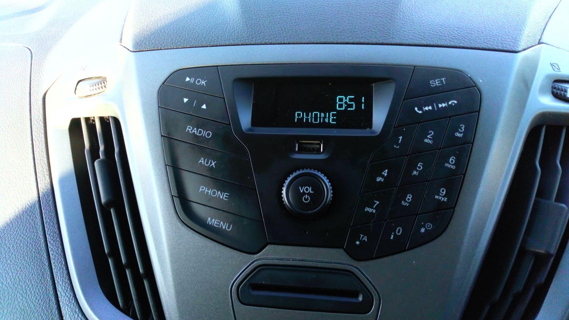 2016 Ford Transit Custom 2.0 Tdci 105Ps Low Roof Van L2 (FD66LRJ) Image 15