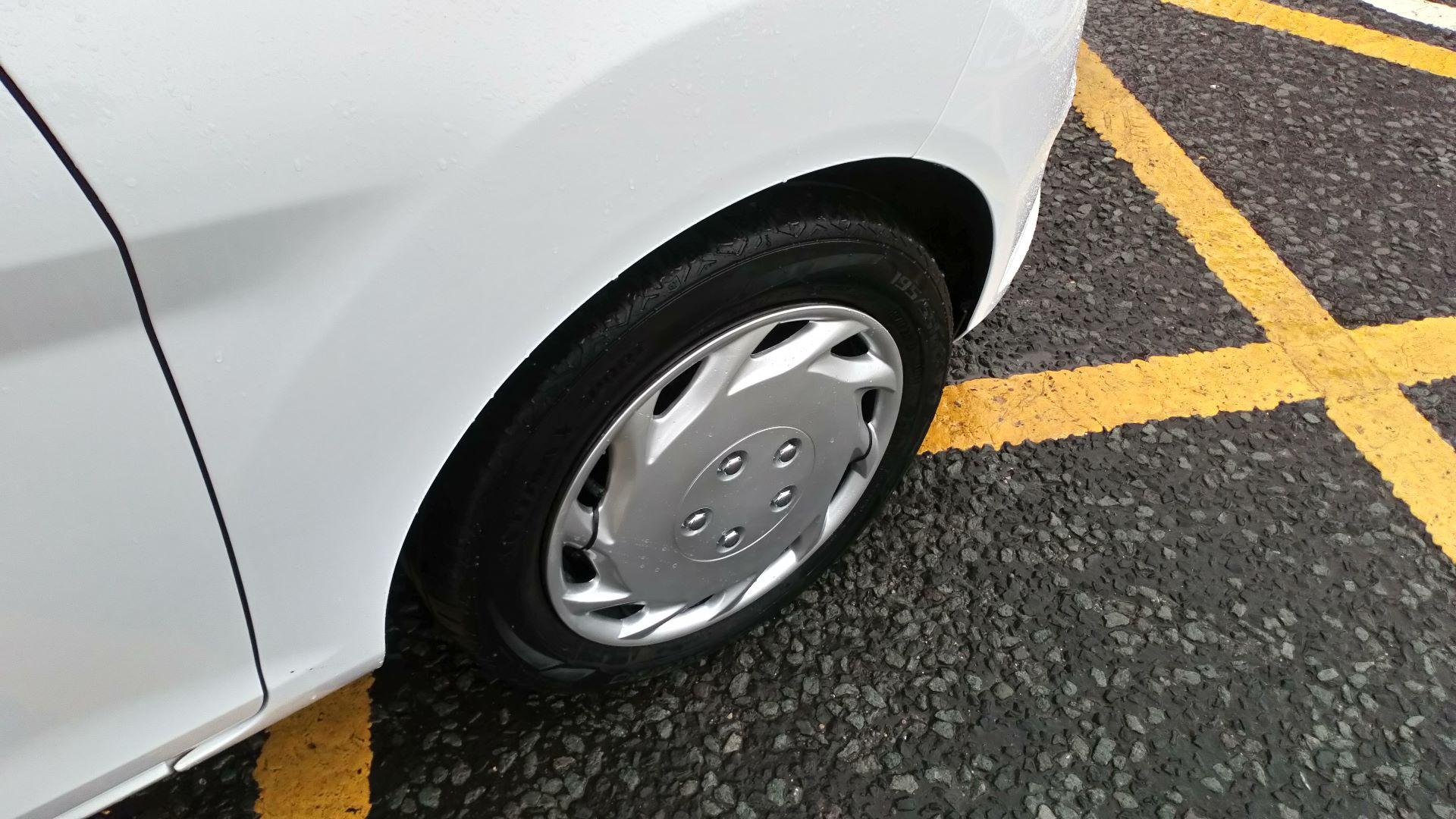 2016 Ford Fiesta 1.5 Tdci Van (FD66LSC) Image 10
