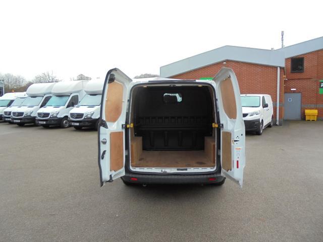 2016 Ford Transit Custom 2.0 Tdci 105Ps Low Roof D/Cab Van (FD66LVB) Image 15
