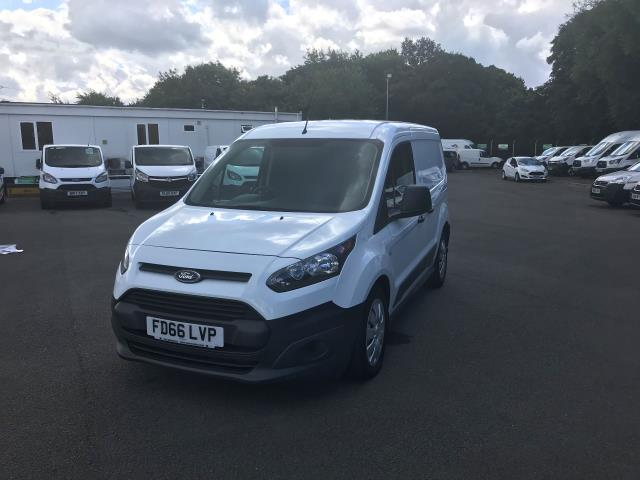 2016 Ford Transit Connect T200 L1 H1 1.5TDCI 75PS EURO 6 (FD66LVP) Image 3