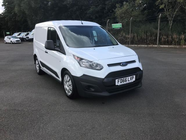 2016 Ford Transit Connect T200 L1 H1 1.5TDCI 75PS EURO 6 (FD66LVP) Image 1