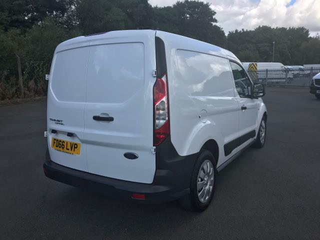 2016 Ford Transit Connect T200 L1 H1 1.5TDCI 75PS EURO 6 (FD66LVP) Thumbnail 10