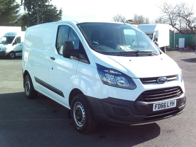 2016 Ford Transit Custom 290 L1 DIESEL FWD 2.0TDCI 105PS LOW ROOF VAN EURO 6 (FD66LYH)