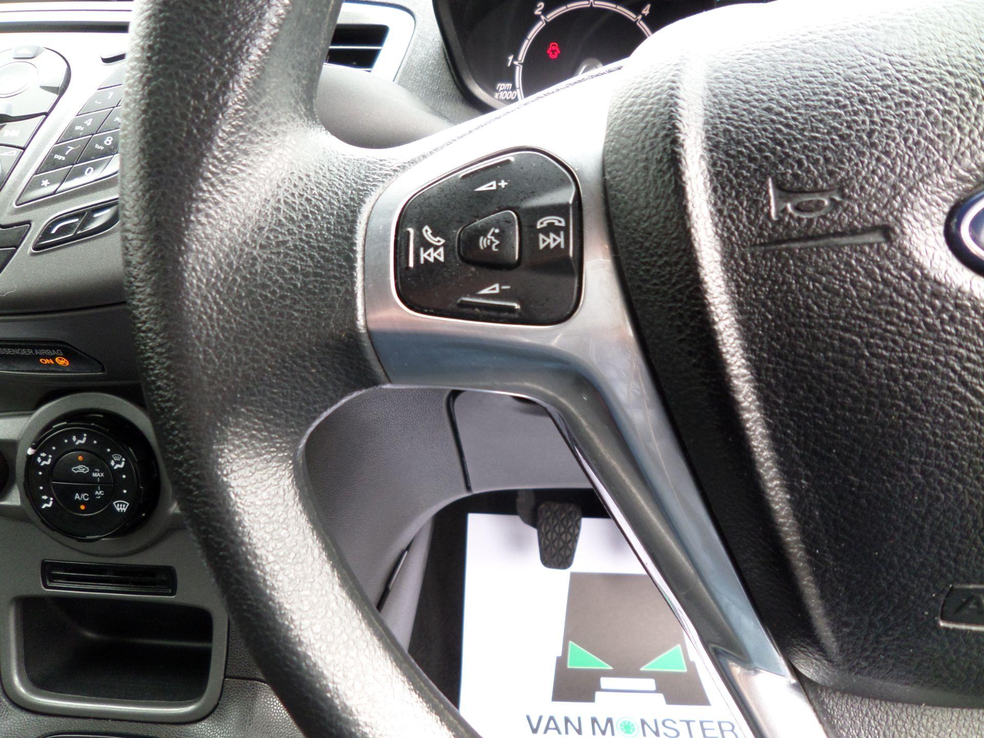 2016 Ford Fiesta 1.5 Tdci Van Euro 6 ( 80MPH LIMITED) (FD66LYW) Image 16