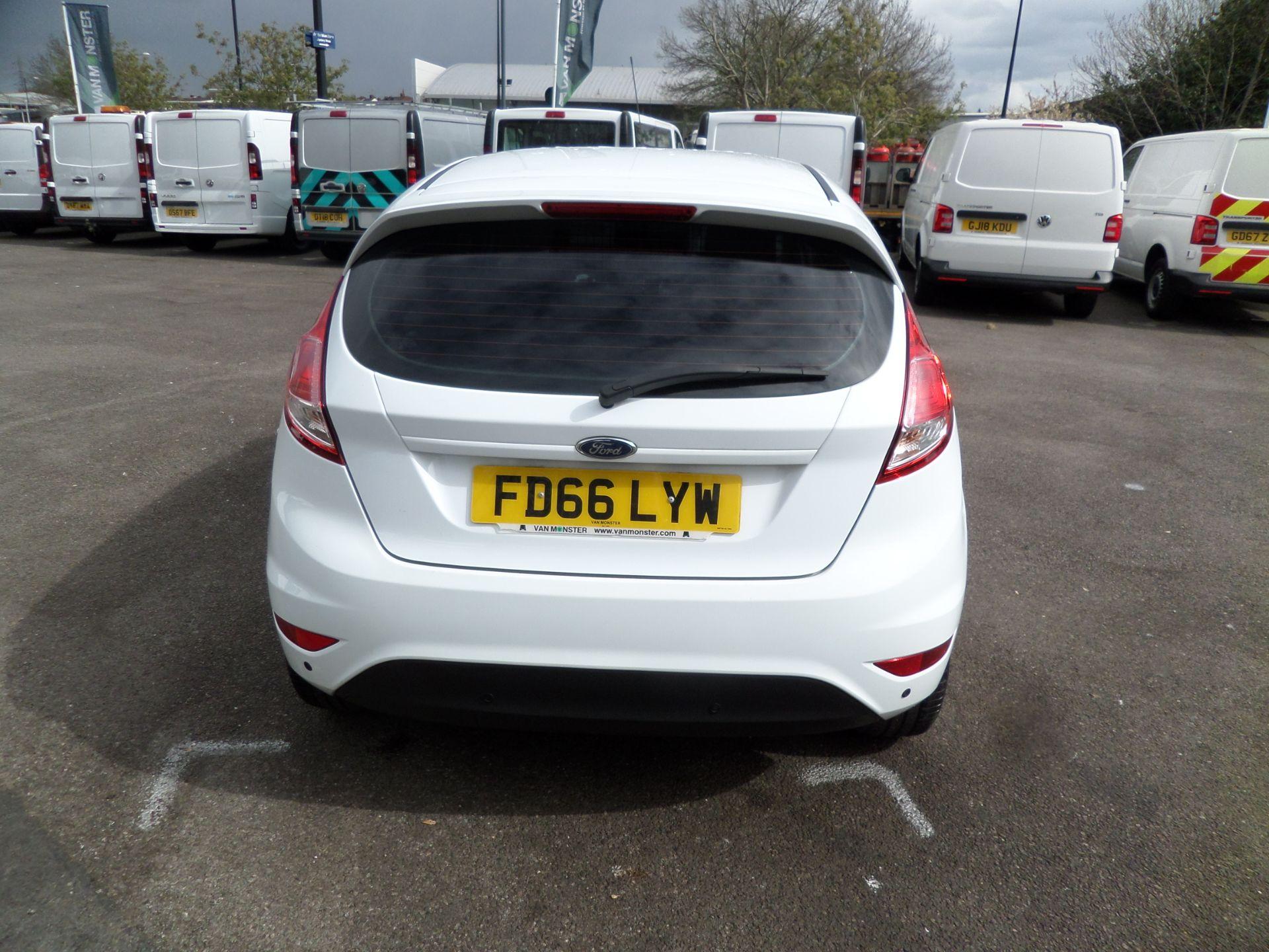 2016 Ford Fiesta 1.5 Tdci Van Euro 6 ( 80MPH LIMITED) (FD66LYW) Image 3