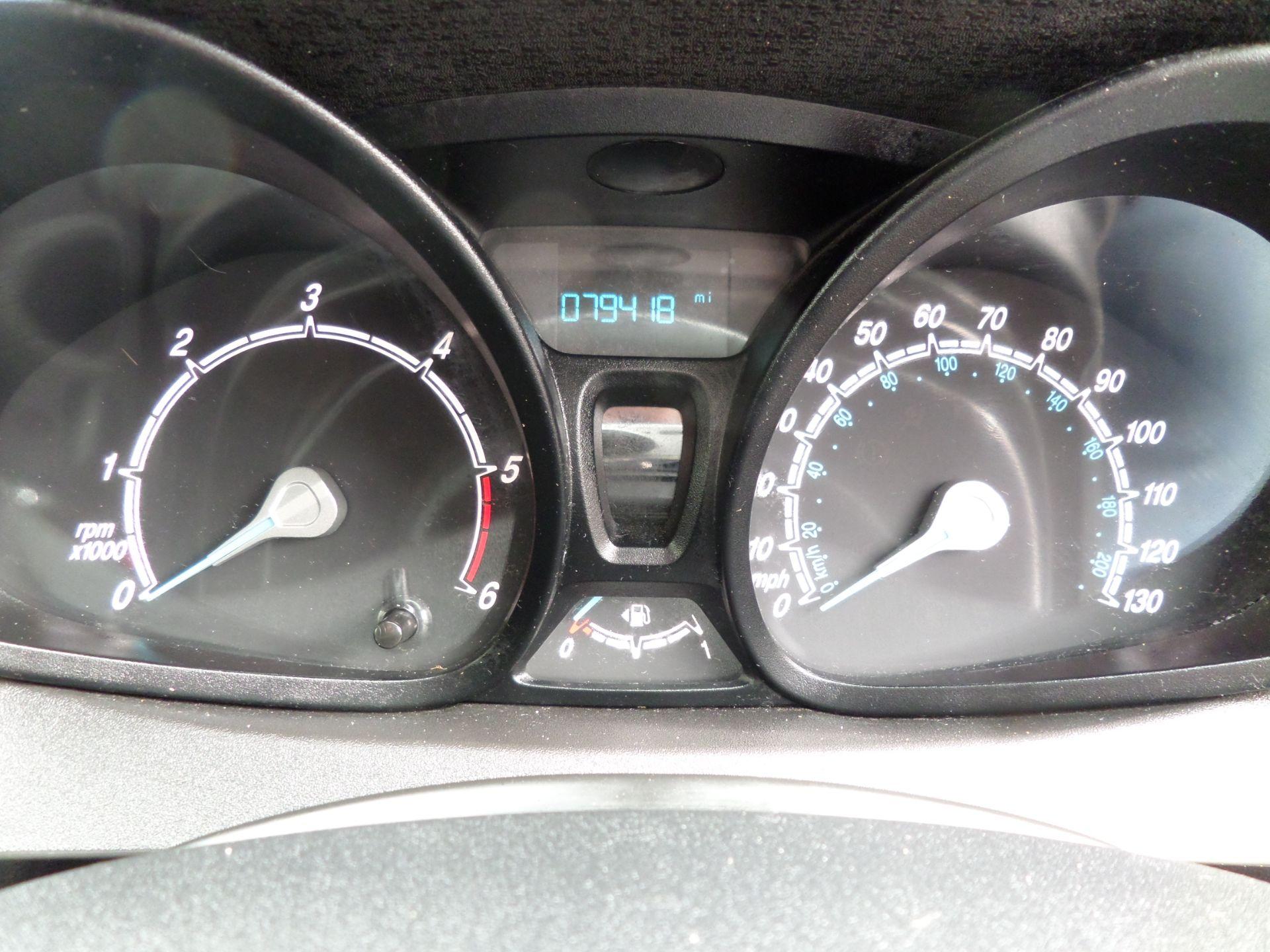 2016 Ford Fiesta 1.5 Tdci Van Euro 6 ( 80MPH LIMITED) (FD66LYW) Image 11